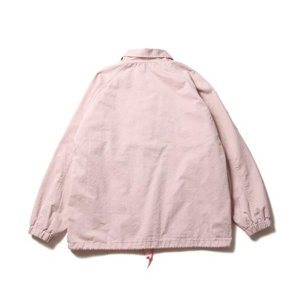 ビッグ シルエット カラー コーチ ジャケット メンズ|soyous|06