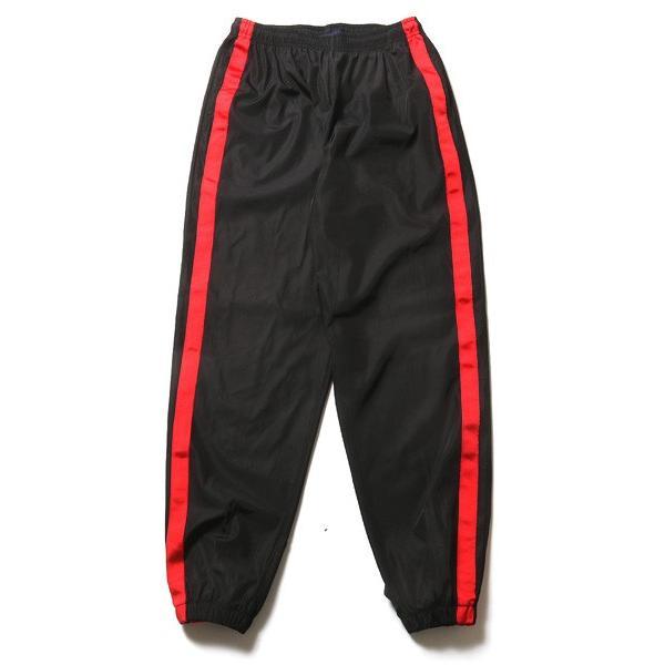 90sライク ナイロン トレーニングパンツ ジャージーパンツ ロングパンツ ボトムス メンズファッション|soyous|04