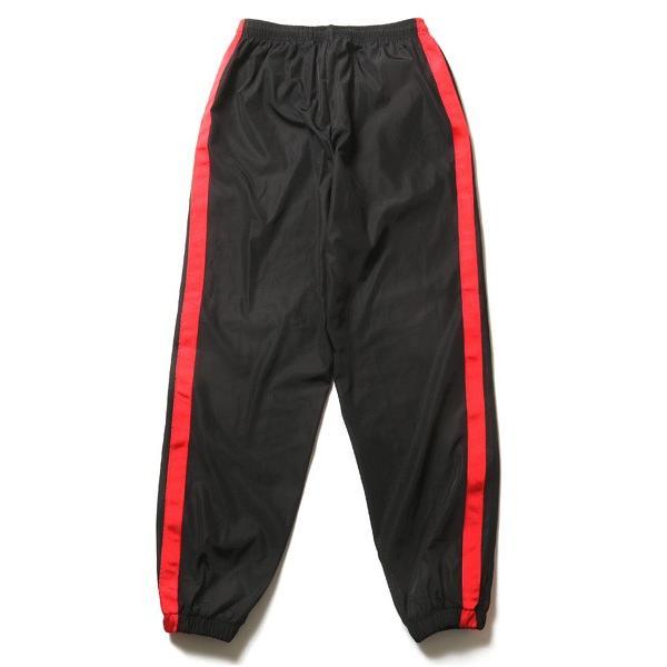 90sライク ナイロン トレーニングパンツ ジャージーパンツ ロングパンツ ボトムス メンズファッション|soyous|05