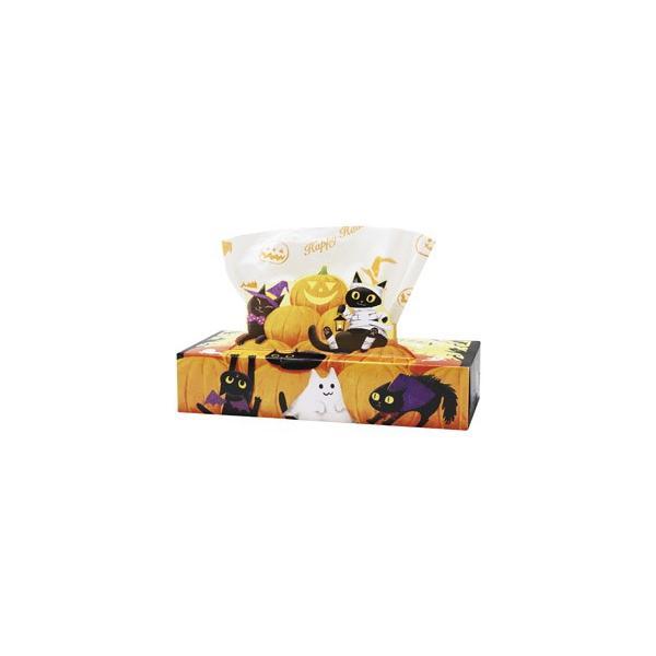 ハロウィン パンプキンティッシュ120W まとめ買い180個セット(@117円) 販促品 粗品 記念品 景品