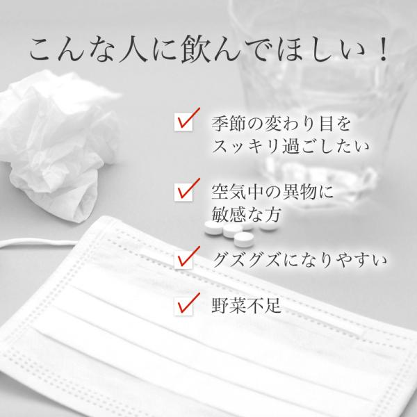スピルリナ・花粉ケア サプリメント ポイント消化 健康食品|sp100|03