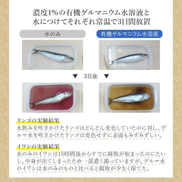 有機ゲルマニウム 10g×5本 サプリメント 健康食品|sp100|18