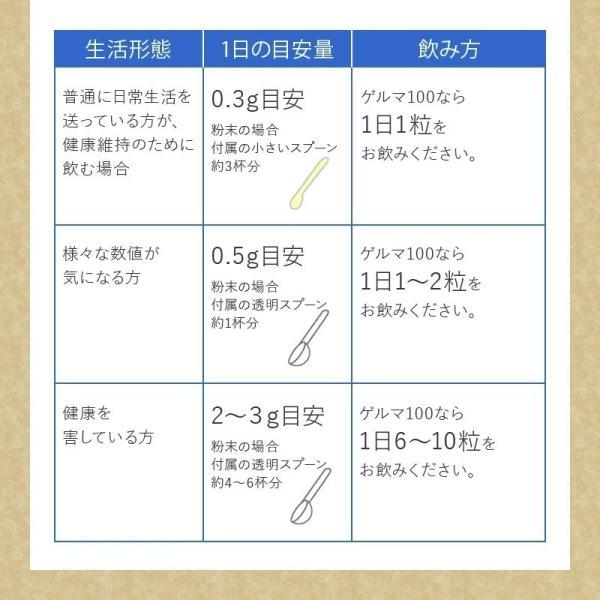 有機ゲルマニウム 10g×5本 サプリメント 健康食品|sp100|20
