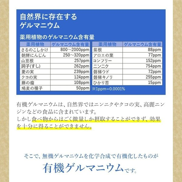 有機ゲルマニウム 10g×5本 サプリメント 健康食品|sp100|10