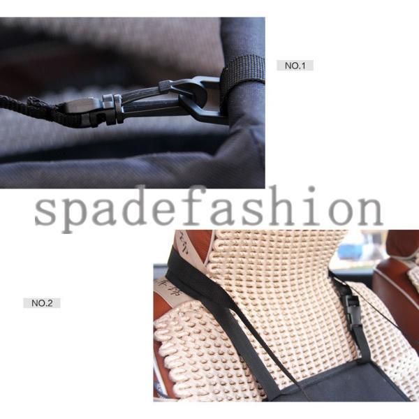犬ドライブシート 車 シート ドライブシート 座席 ペット用ドライブシート カーシート シートカバー 防水シート 小型犬 セカンドシート アウトドア ドライブ|spadefashion|06