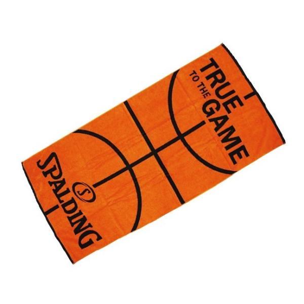 バスケットボール ベンチタオル SAT130660 バスケ アクセサリー 小物 スポルディング