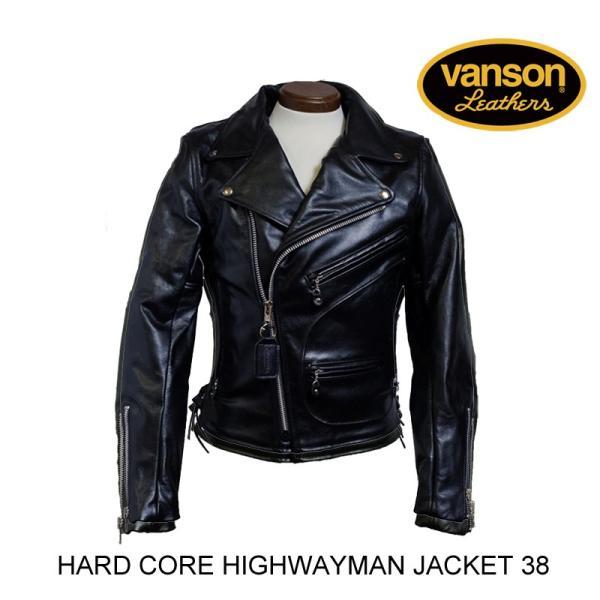 VANSON バンソン HARD CORE HIGH...