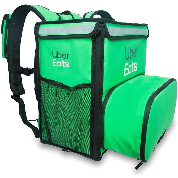 正規品 ウーバーイーツubereatsリュックバックパック保冷バッグデリバリーウバック