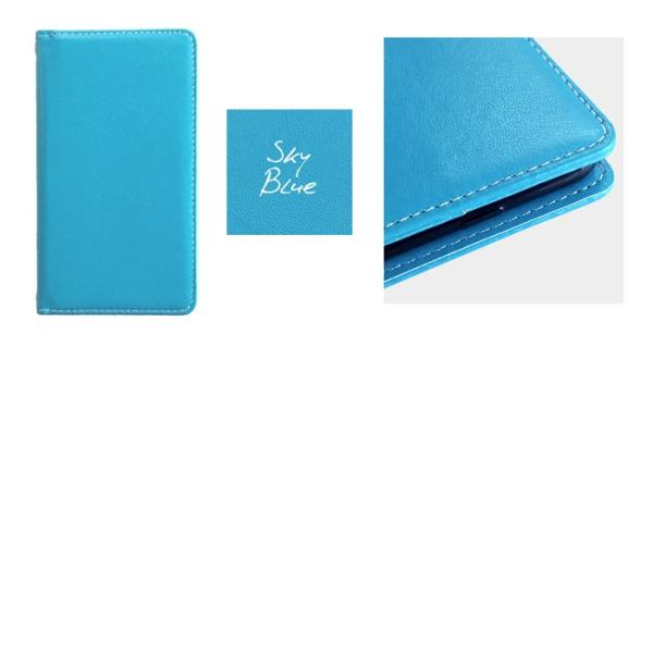 らくらくスマートフォン BASIO ベイシオ かんたんスマホ 簡単スマホ ケース カバー 手帳 手帳型 ちょっと上質なカラーレザー 705KC 704SH KYV43 F-01L F01L|spcasekuwashop|16