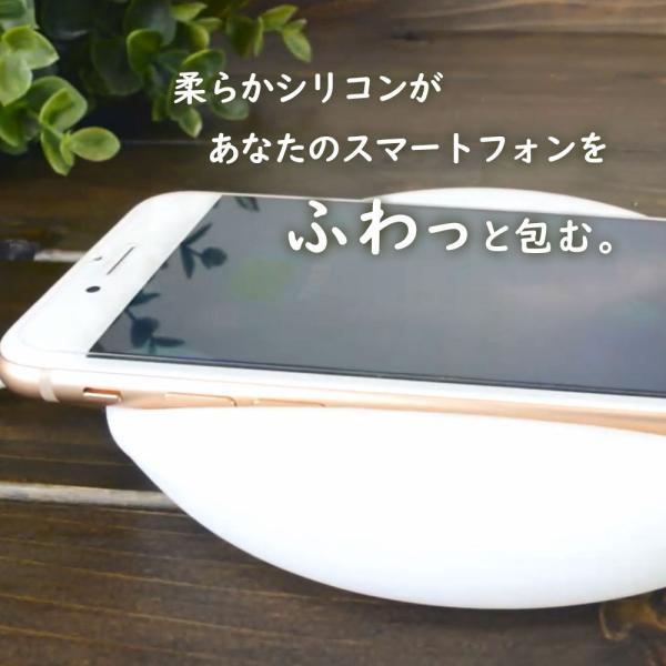 6月限定セール ワイヤレス充電器 Qi 認証 iPhone 11 / 11 Pro / 11 Pro Max / SE 第2世代 / XS / XS Max / XR / X / 8 / 8 Plus / Airpods 2 / Galaxy LG 対応 *|specdirect|04