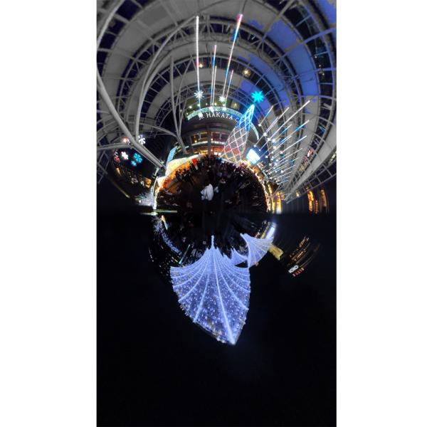 【テレビで紹介されました!】 360度カメラ ぐるっ撮360° インスタ映え 旅行 部屋撮り 風景 撮影 スマホ iPhone アイフォン 自撮り メール便送料無料*|specdirect|11