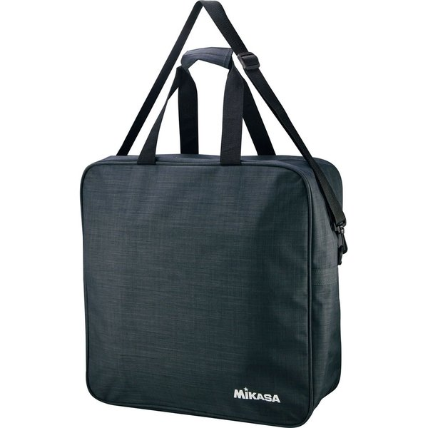 ミカサ MIKASA  バスケットボールバッグ4個入 ブラック ACBGL40BK