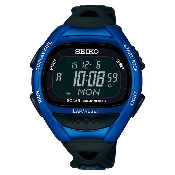 SEIKO セイコー スーパーランナーズ メタリックブルー SBEF029