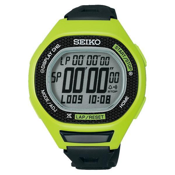 SEIKO セイコー スーパーランナーズ S611 ライム【スポーツショップ限定カラー】 SBEG011