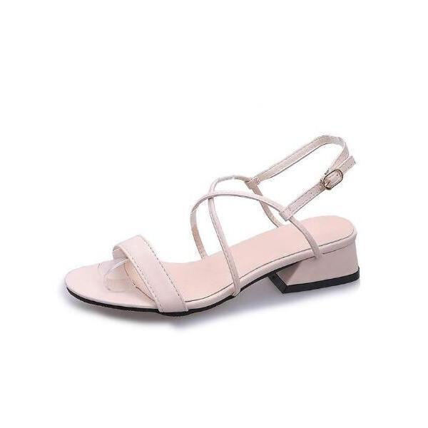 送料無料 サンダル レディース 履きやすい 太ヒール 婦人靴 ファション 20代30代40代50代 美足 結婚式 二次会お呼ばれ