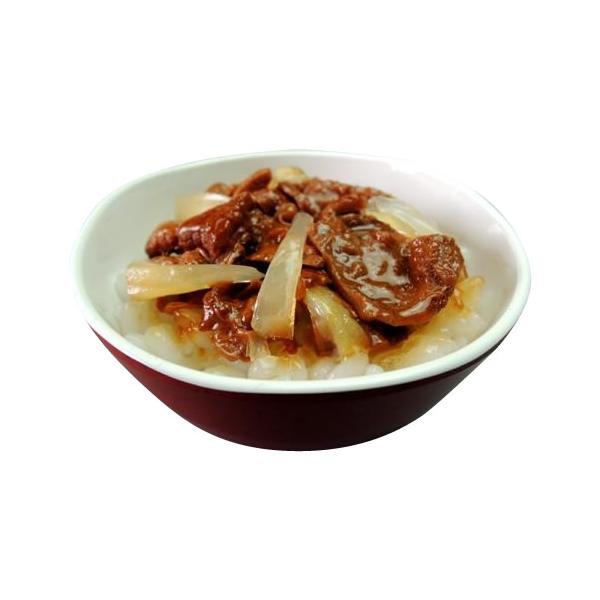 C 日本職人が作る  食品サンプル マグネット ミニ牛丼 IP-515
