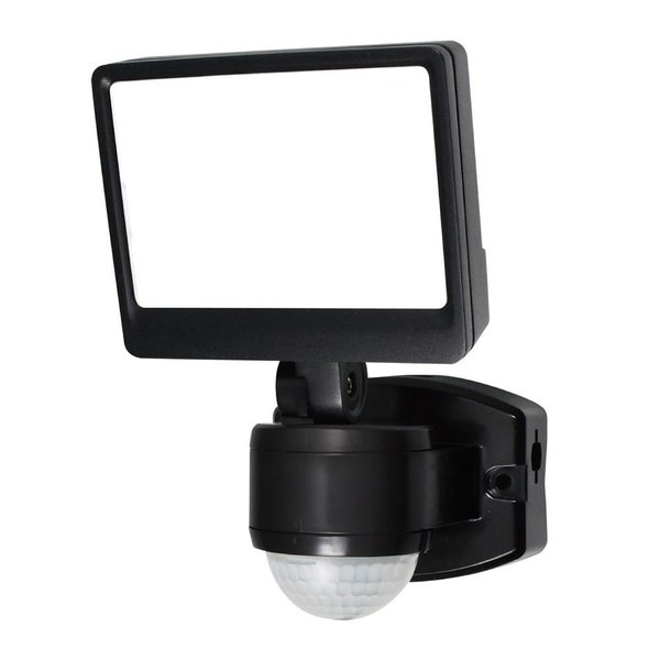 C ELPA(エルパ) 屋外用LEDセンサーライト AC100V電源(コンセント式) ESL-SS421AC