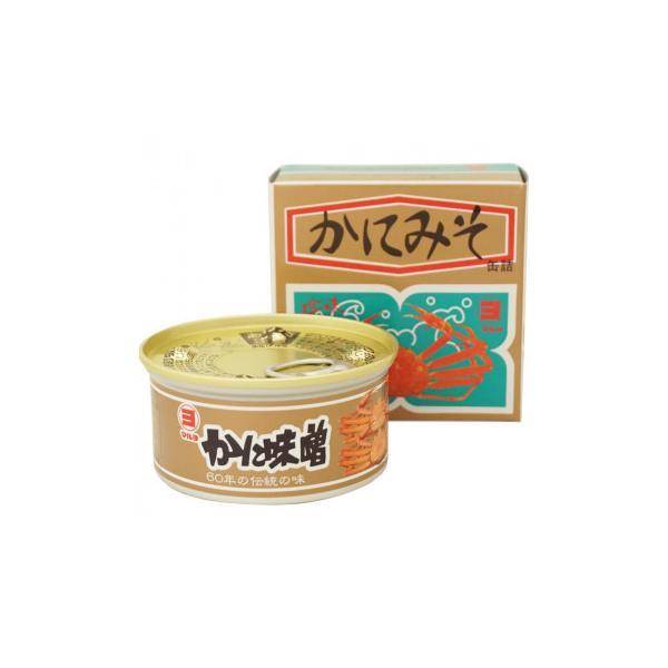 M マルヨ食品 かに味噌缶詰(箱入) 100g×50個 01002 代引き不可 かにみそ まとめ買い お徳用 カニ味噌 蟹みそ カニみそ