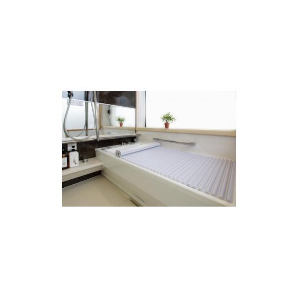 C イージーウェーブ風呂フタ 85×135cm用 同梱不可  ふろふた ウェーブ型 風呂ふた 風呂蓋 洗いやすい 浴室 浴槽 バス用品