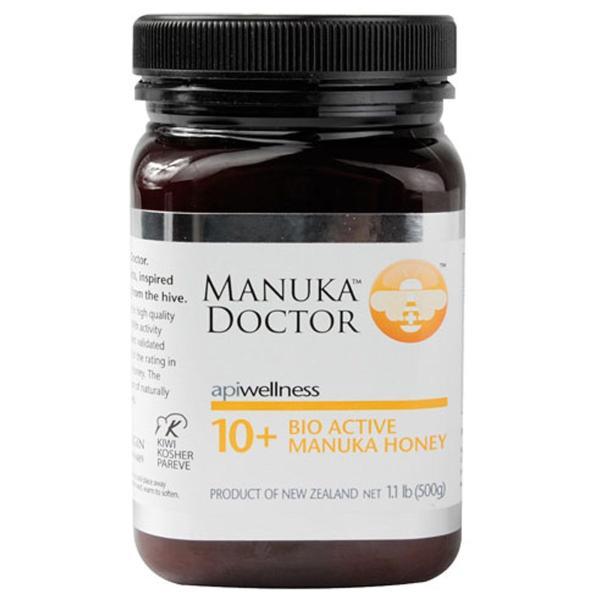 マヌカハニー 10+ 500g MGO35+ マヌカドクター バイオアクティブ10+ ニュージーランド産 蜂蜜 ハチミツ はちみつ 高品質 [消費期限2021年4月以降] spl 02