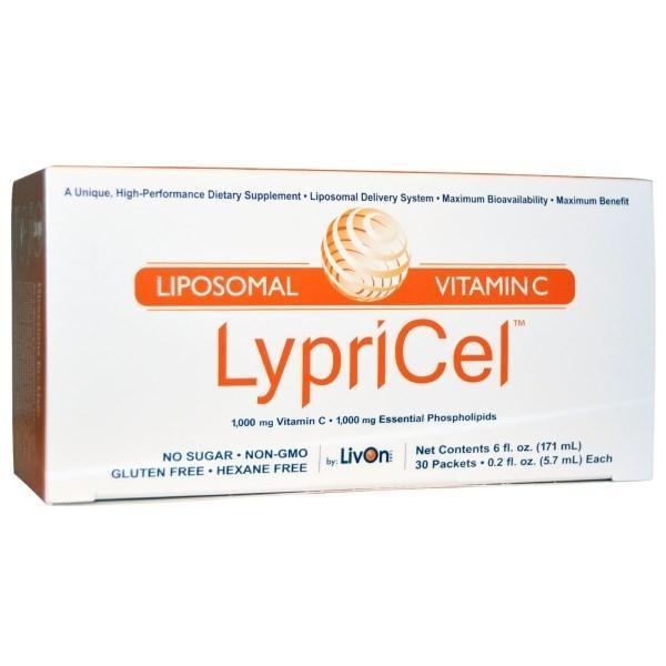 リプライセル リポソーム ビタミンC(最新版)  30包 (1包あたり5.7 ml) LypriCel|spl|03