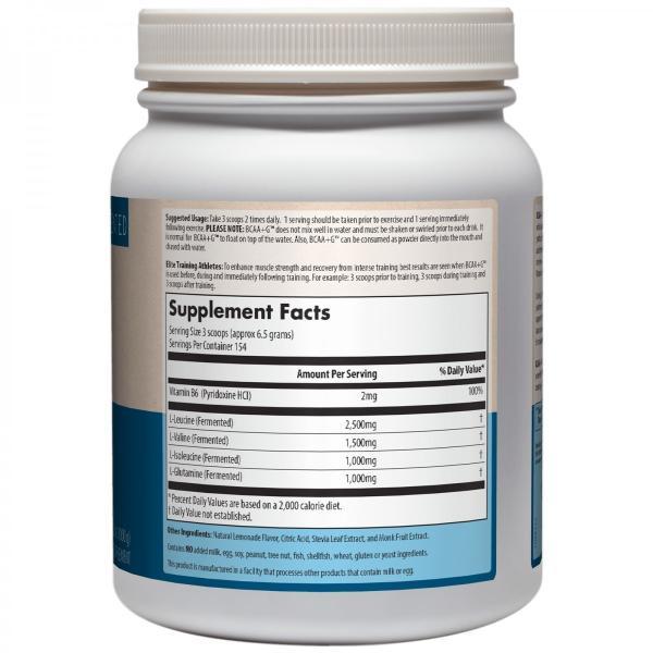 MRM BCAA+G 1000 レモネード味 大容量1kg グルタミン ビタミンB6 エムアールエム|spl|02