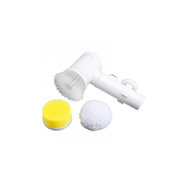 コードレスお掃除ブラシ 電池式 電動ブラシ ハンディクリーナー