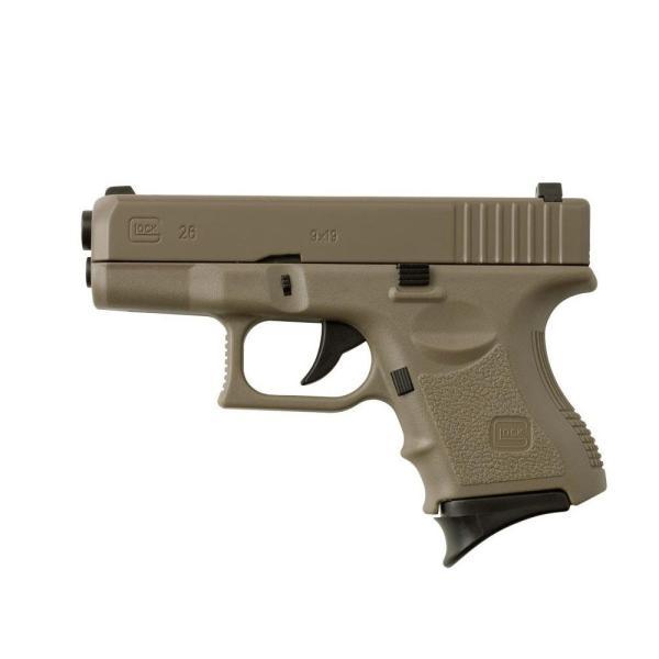 G26  ターボライター カーキ 58980022 面白 おもしろ 銃型