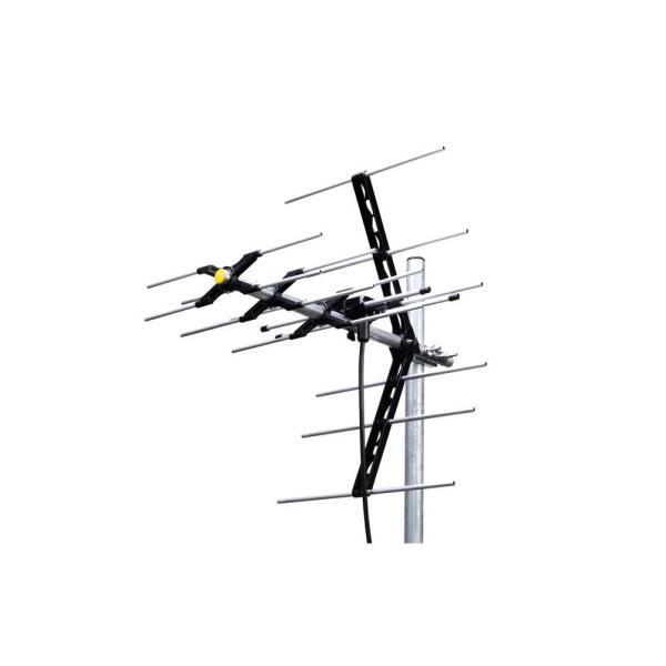 マスプロ電工 標準型 UHFアンテナセット LS56-SET 送料無料