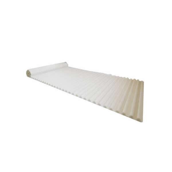 イージーウェーブ風呂フタ 90×160cm用 ホワイト お風呂 蓋 浴槽