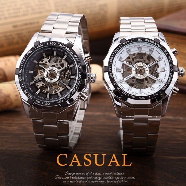 自動巻き腕時計メンズ腕時計Winner(ウィナー)FC1303