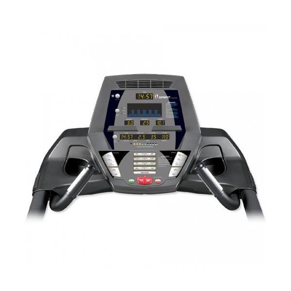 SPIRIT トレッドミル 準業務用 FITNESS CT800 フィットネス エアロバイク ダイエット チャリ 有酸素 運動|spo-spo|03