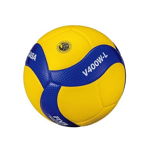 ミカサ(MIKASA) バレーボール4号軽量球 小学生用 V400W-L