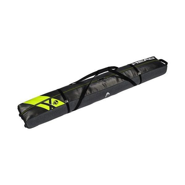 ヘッド HEAD スキーバッグ 【品名】 Rebels Double Ski Bag 【品番】 383028 【2018-19モデル】