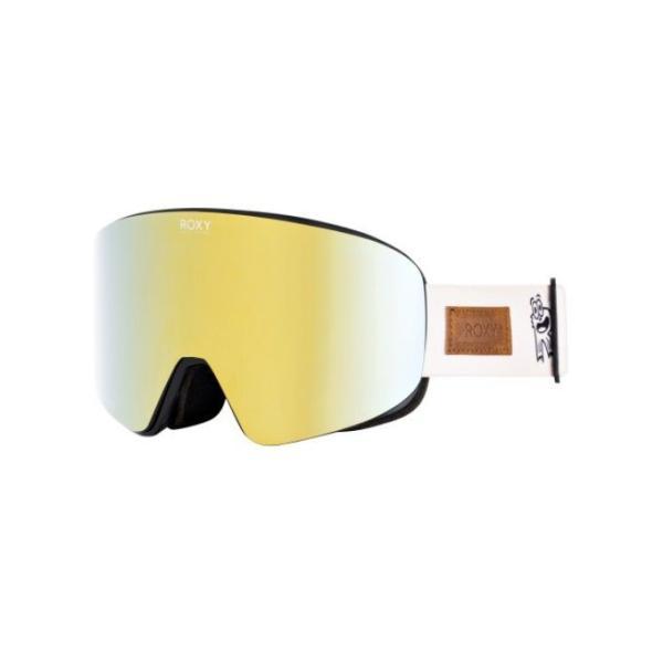 ロキシー ROXY レディース スキー スノーボード ゴーグル ROXY×CHOCOMOO FEELIN AF ERJTG03145 tee3 【20-21モデル】