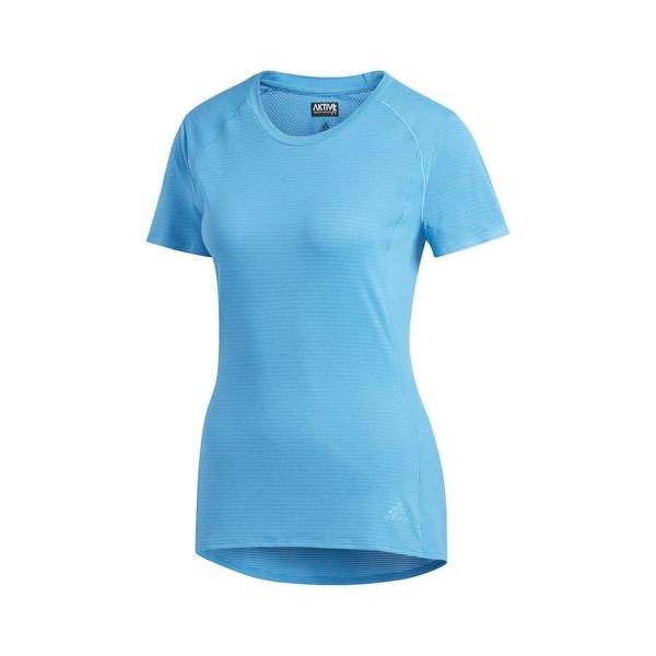 9cd3734d55603 アディダス adidas レディース ランニング ウェア 半袖 Tシャツ Snova リフレクト半袖TシャツW EEQ90 DQ1945