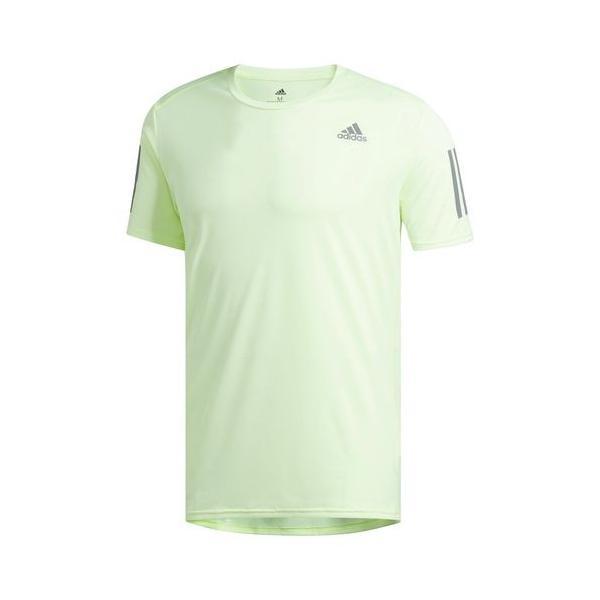 0b7360dd9eb07 アディダス adidas メンズ ランニング ウェア 半袖 Tシャツ RESPONSE半袖クライマクールTシャツM EEO05 DQ2553
