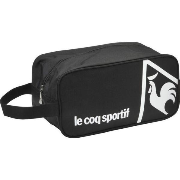 ルコック ゴルフ Le coq sportif GOLF メンズ ゴルフ シューズバッグ シンプルデザインシューズケース QQBLJA21 BK00 【2020SS】