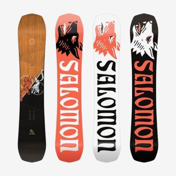 【ワックスフューチャー特典付】 サロモンスノーボード SALOMON SNOWBOARDS スノーボード メンズ ASSASSIN 20-21モデル