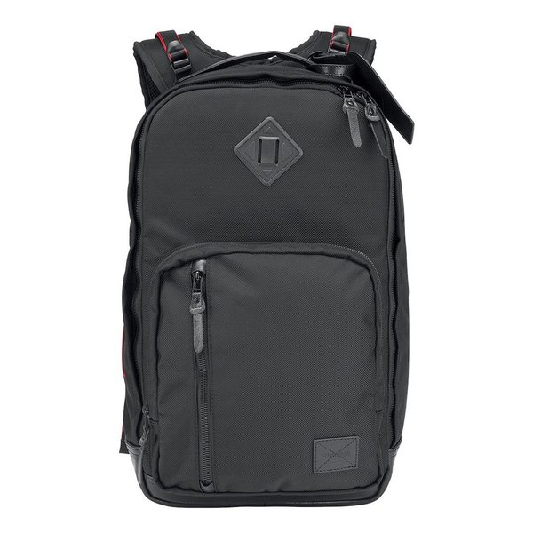 NIXON Visitor Backpack Black ニクソン ビジター バックパック リュックサック C2288 000|sports-ex
