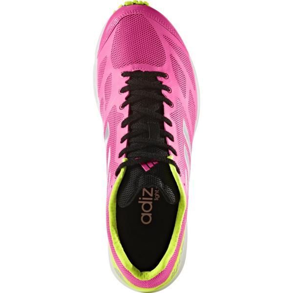 adidas アディダス (メンズ ランニングシューズ) adiZERO feather RK 2(アディゼロフェザーRK 2) BB6443 スーパーPNK F15 sports-lab 03