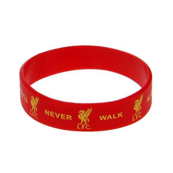 Liverpool FC Silicone Wristband / リバプールFCシリコンリストバンド