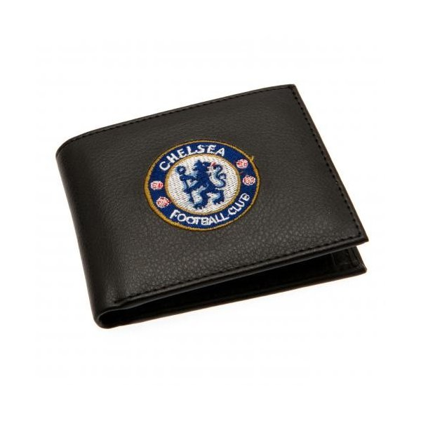 Chelsea FC Embroidered Wallet  / チェルシーFC刺繍財布