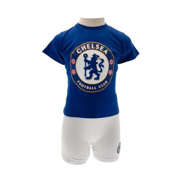 Chelsea FC T Shirt & Short Set 18/23 mths / チェルシーFC Tシャツ&ショートセット18/23 mths