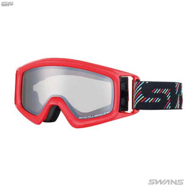 SWANS(スワンズ) HELI-MPDH 大人向け スキー&スノーボードゴーグル