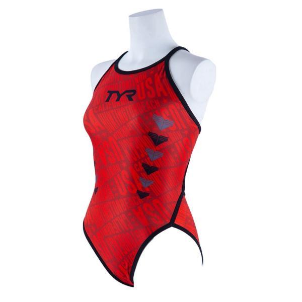 メール便OK TYR(ティア) FCHEVJR-18M ジュニア ガールズ 競泳トレーニング水着 スイムスパッツ 子供 女の子用