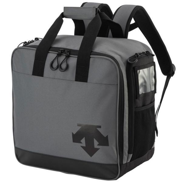 DESCENTE(デサント) DWEQJA12J ジュニア スキー ブーツケース ブーツバッグ カバン リュック 子供用