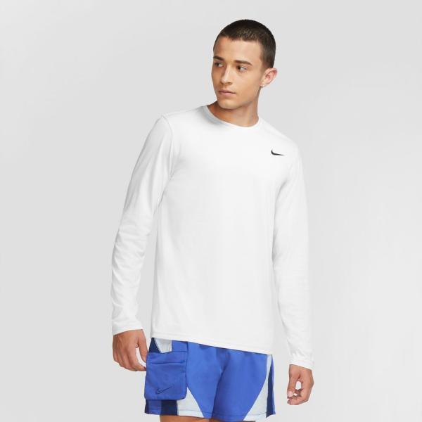 d56e7d3eb1a NIKE(ナイキ)メンズスポーツウェア 長袖機能Tシャツ ナイキ DRI-FIT レジェンド
