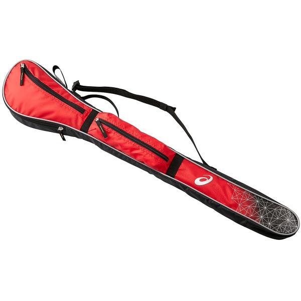 ASICS アシックス クラブバック 3283A045.600 グラウンドゴルフ クラブケース RED OS