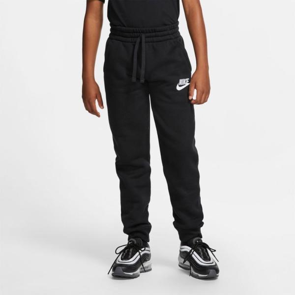 NIKE ナイキ ナイキ YTH クラブ フリース ジョガー パンツ CI2911-010 ジュニアスポーツウェア スウェット ジュニア ブラック/ブラック/ホワイト セール